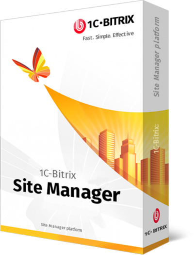 "Renewal of the license ""1C-Bitrix: Site Management"". Start"